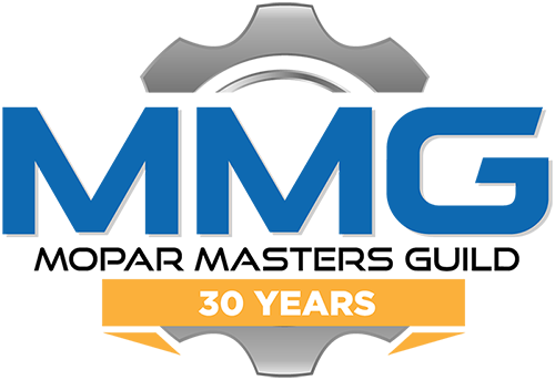 Mopar Masters Guild 30th Logo